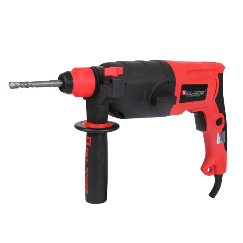 Xtra Power 20mm 0-850rpm Rotary Hammer Drill Machine, XPT433