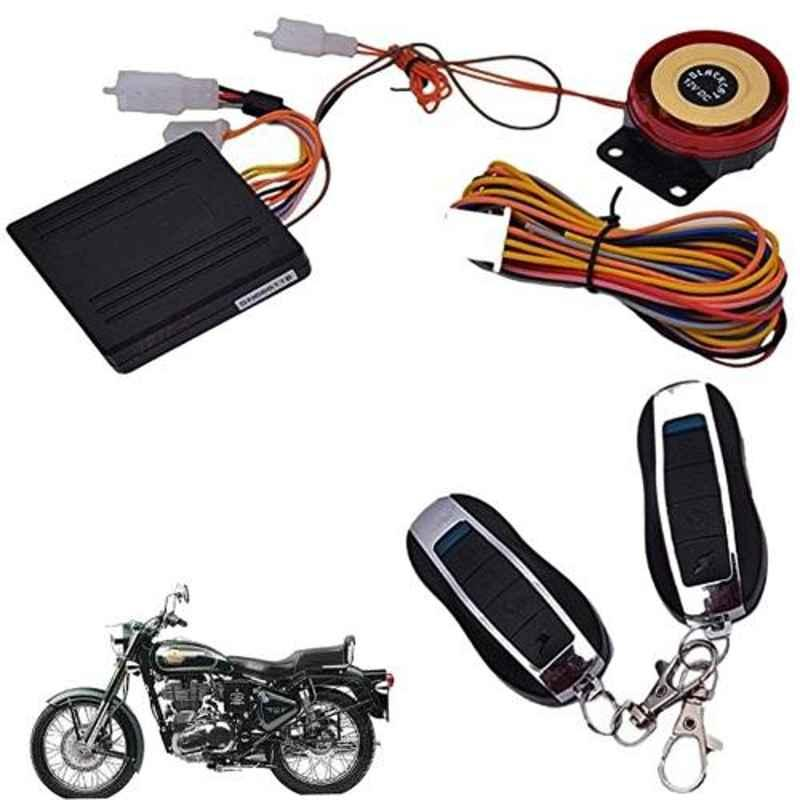 Love4ride Anti-Theft Security System Alarm with Remote for Bike