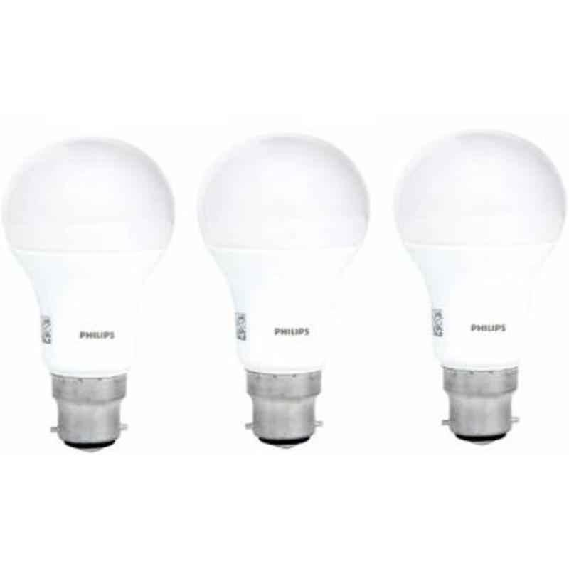 Philips 14W Cool Day White Standard B22 LED Bulb, 929001256233 (Pack of 3)