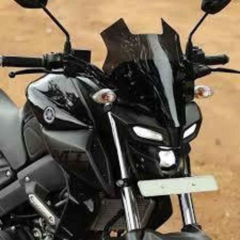 AOW Yamaha MT15 Windscreen (Black)