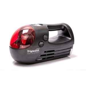 Tropicool TI-300 Black 12V Tyre Inflator Air Compressor for Car