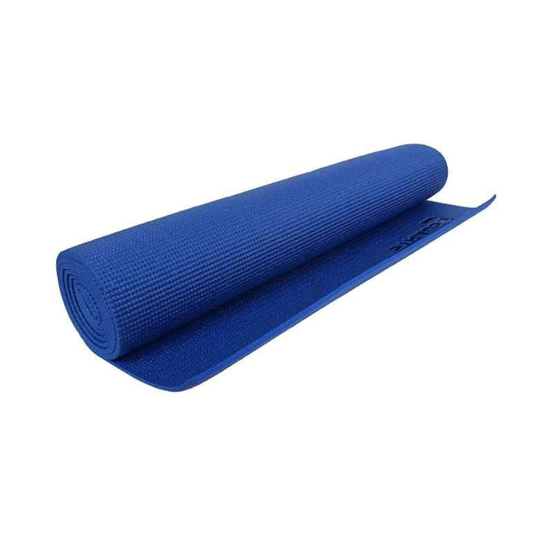 Strauss 1730x610x8mm Blue Floral Yoga Mat with Cover, ST-1400