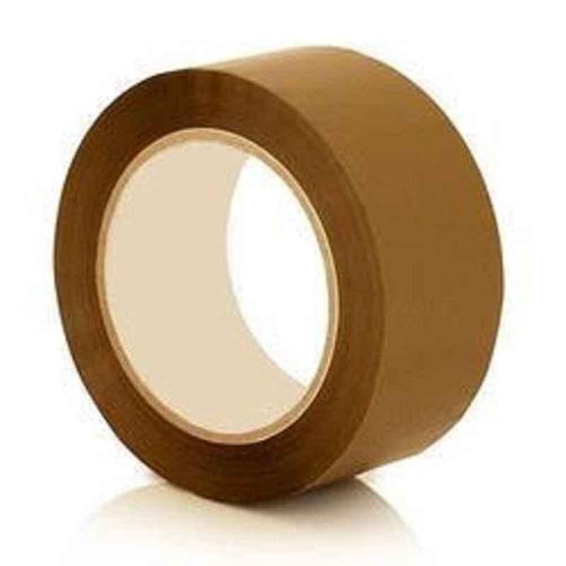Siddhi 65m 3 inch 23 micron Bopp Self Adhesive Brown Tape