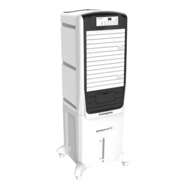 Crompton ACGC-Optimus Neo 35i 130W 35L White & Black Tower Air Cooler