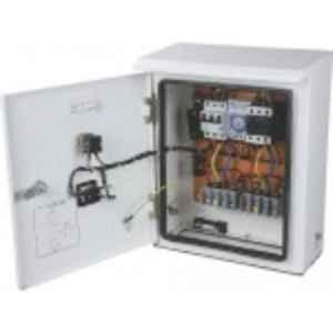 Indoasian 65A 230 V 3P Timelite Distribution Boards-Astronomical Time Switch, TL065AS0