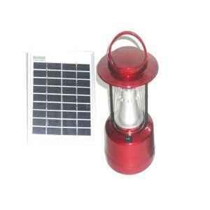 King Sun Solar LED Lantern 3 Watt 6V Model No KSSL-09C