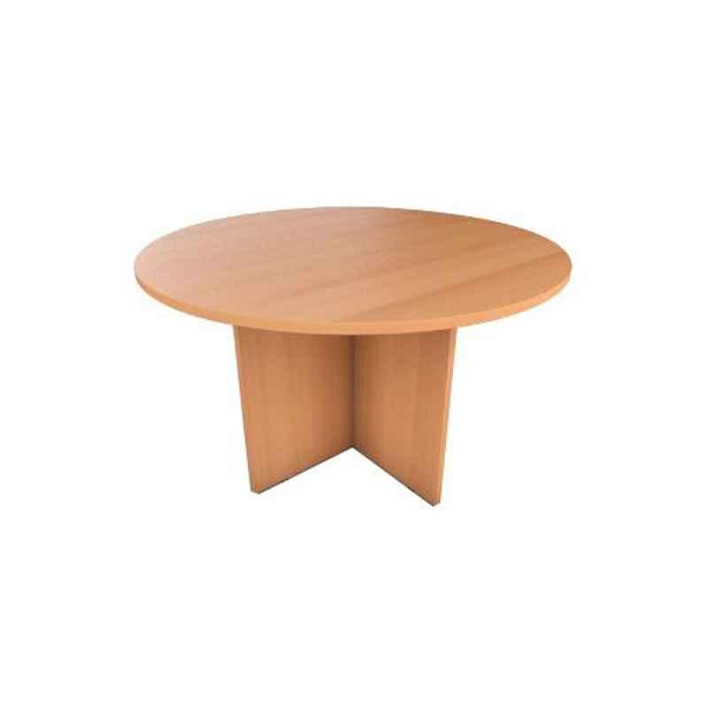 Steel Craft OFTR01 Engineered Wood Round Conference Table