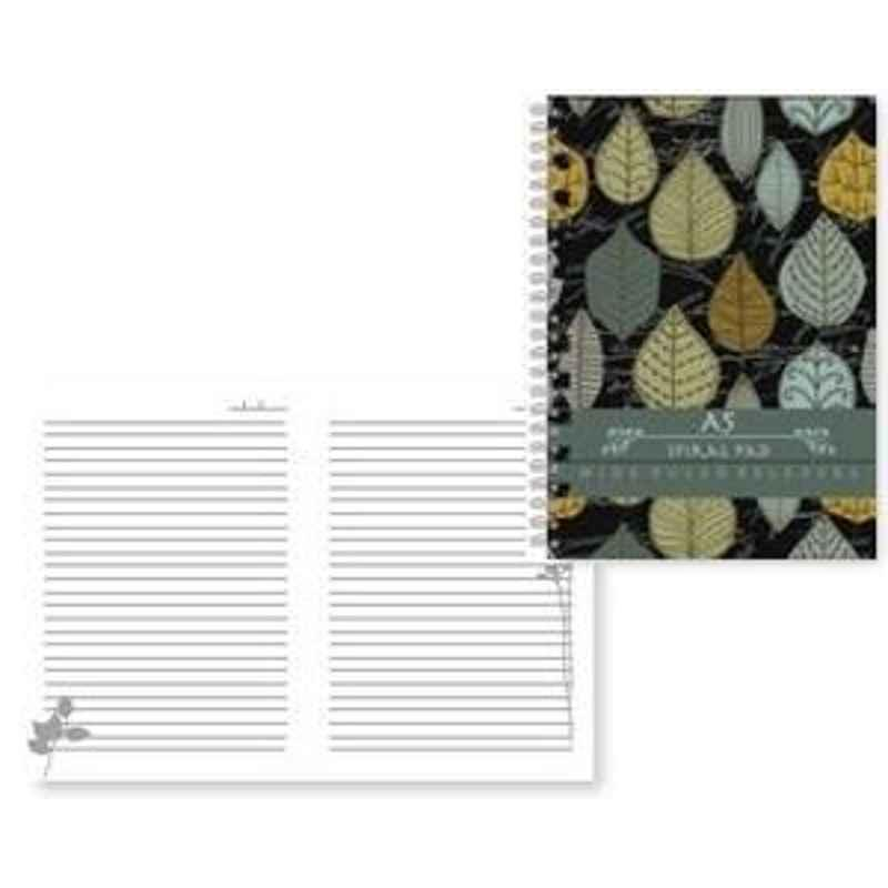 Nightingale Spiral Pad A5 160 Pages 8901049 100954