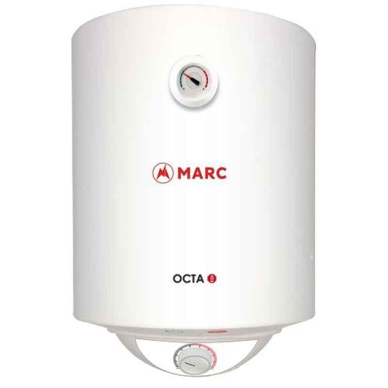 Marc Octa M25 25L 2kW White Heavy Duty Storage Water Heater