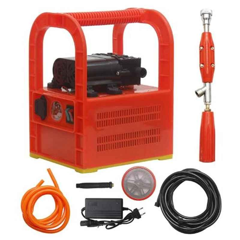 Neptune 120W Portable Double Water Pump High Pressure Washer Kit for Car Washing, Pets Showering, Window Cleaning & Watering, PBS-13 Plus