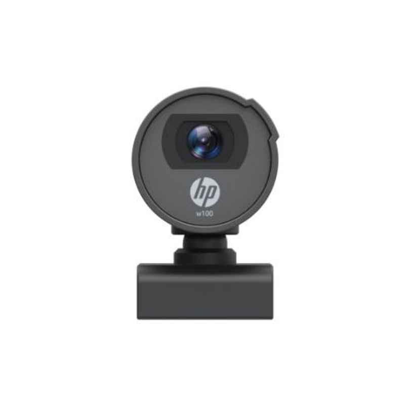 HP W100 480P 30FPS Webcam, 1W4W4AA