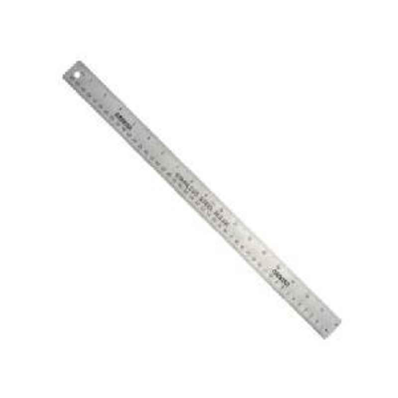 Kristeel Shinwa Non Skid Rule 450mm Anti Slip Flexible Rule NSR 18