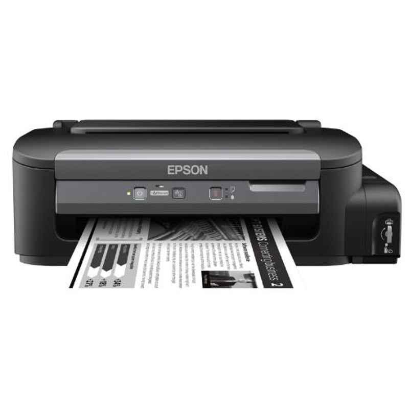 Epson EcoTank M100 Single Function Black & White Ink Tank Printer