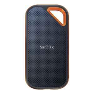 Sandisk 500GB Black Solid State Drive External SSD Drive, SDSSDE80-500G-G25