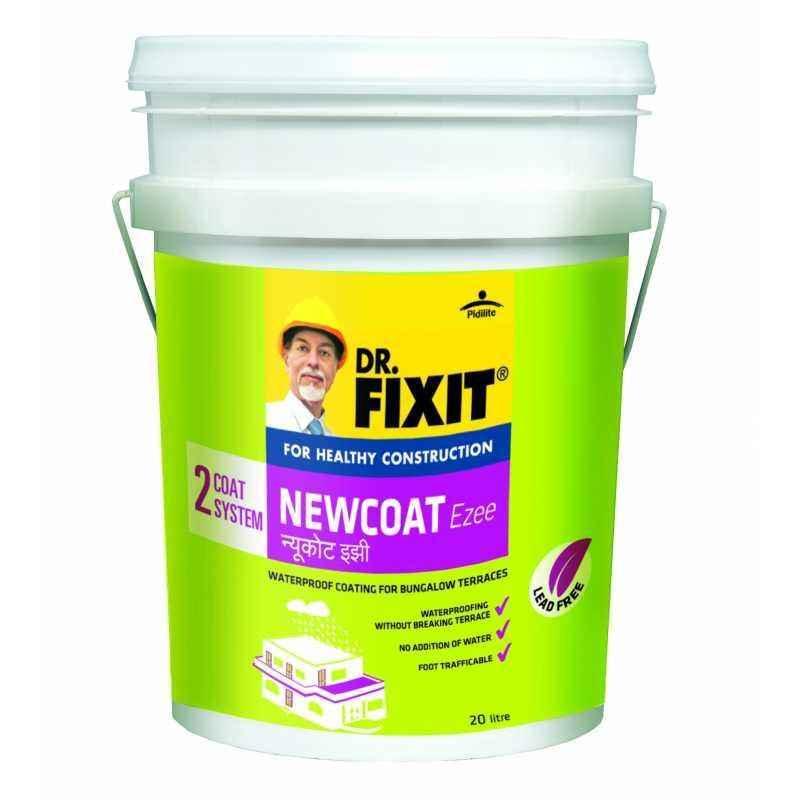 Dr. Fixit 20 Litre New Coat Ezee, 623
