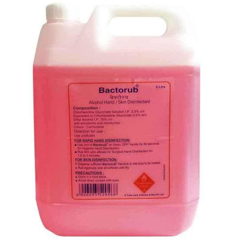 R&W 5L Pink Hand Disinfectant