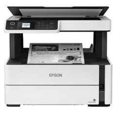 Epson M2140 Eco Tank Monochrome All-in-One Duplex Ink Tank Printer