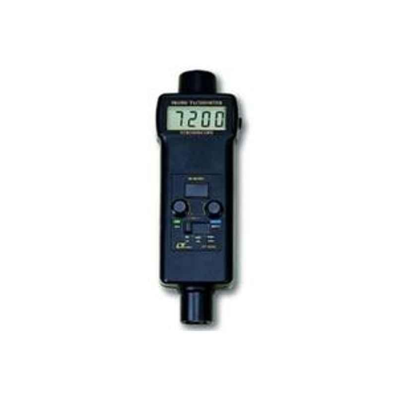 Lutron DT-2259 Digital Tachometer Stroboscope Range 100 to 100000 FPM/RPM