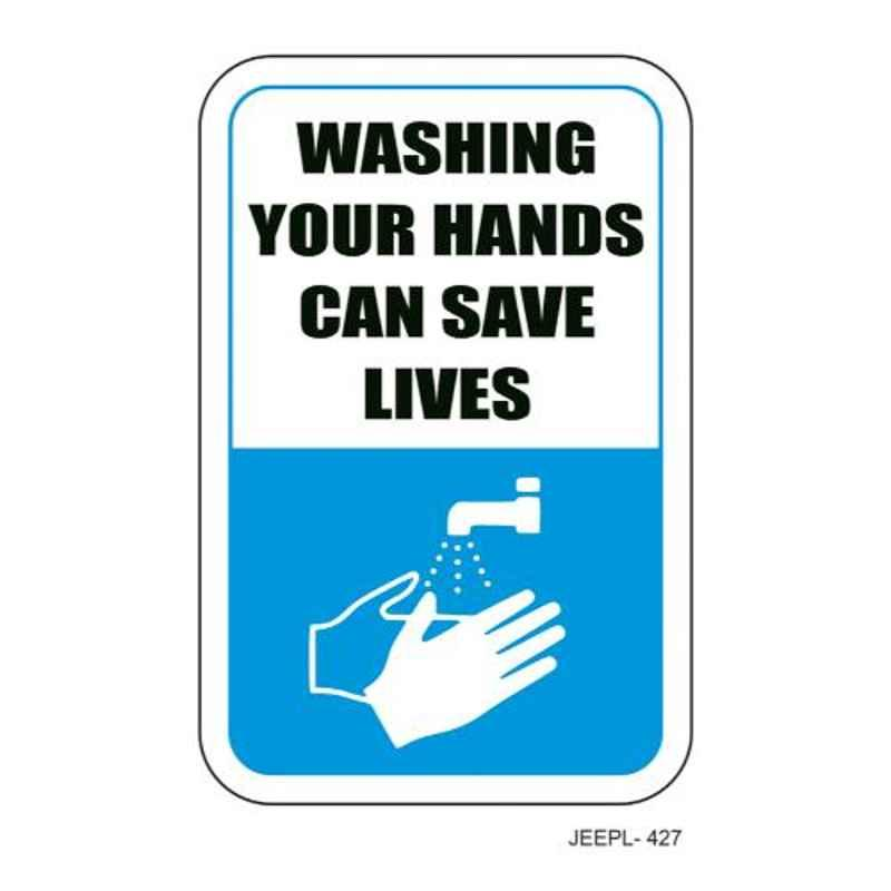 Jeepl Washing your Hands Sticker, jeepl-427