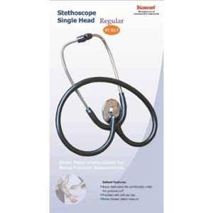 Diamond ST 017 Black PVC Single Head Stethoscope
