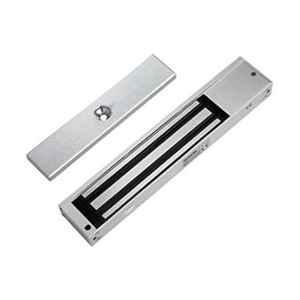 Faradays 12-24V 600 lbs Brushed Finish Electro Magnetic Lock