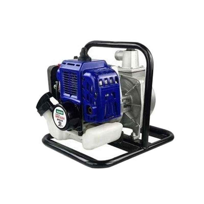 Aspee 1.5HP 2 Stroke Water Pump with 1.5 inch Outlet & Accessories, WP1535/2S