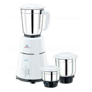 Bajaj 500W White Mixer Grinder, GX1