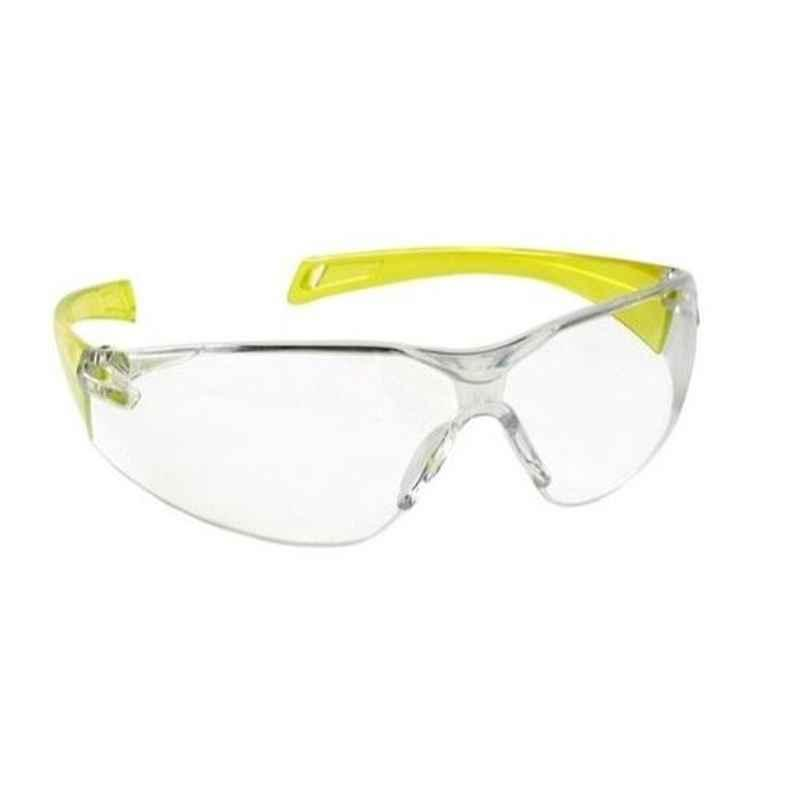 Sun Platinum White Safety Goggles (Pack of 12)