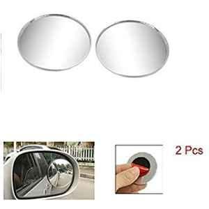 AOW 2 Pcs Car Blind Spot Mirror For Mitsubishi Lancer
