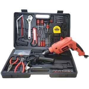 Cheston CHD-TZ101 13mm 600W Impact Drill Machine with Screwdriver Kit & 101 Pcs Tools