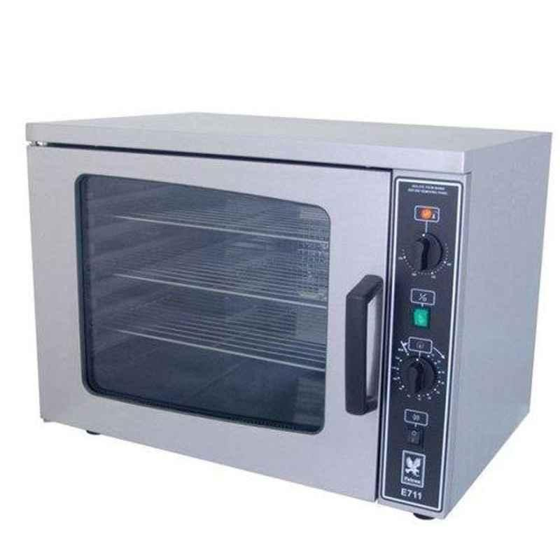 Electric Convection Oven with Spray, Model No.: ECO-1A