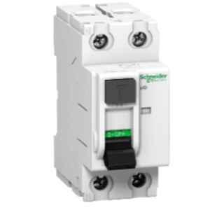 Schneider XID ACTI-9 40A 30mA Double Pole RCCB, A9N16204