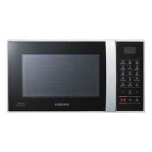 Samsung 21L 1200W Black & Silver Convection Microwave Oven, CE76JD