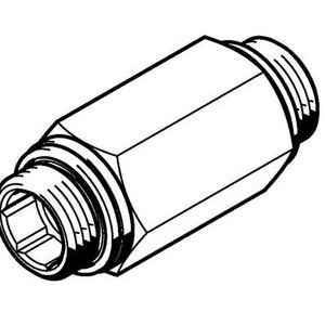 Festo Nontoreturn valve H-3/8-B