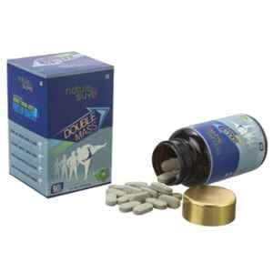 Nature Sure 90 Pcs Double Mass Tablets for Weight Gain