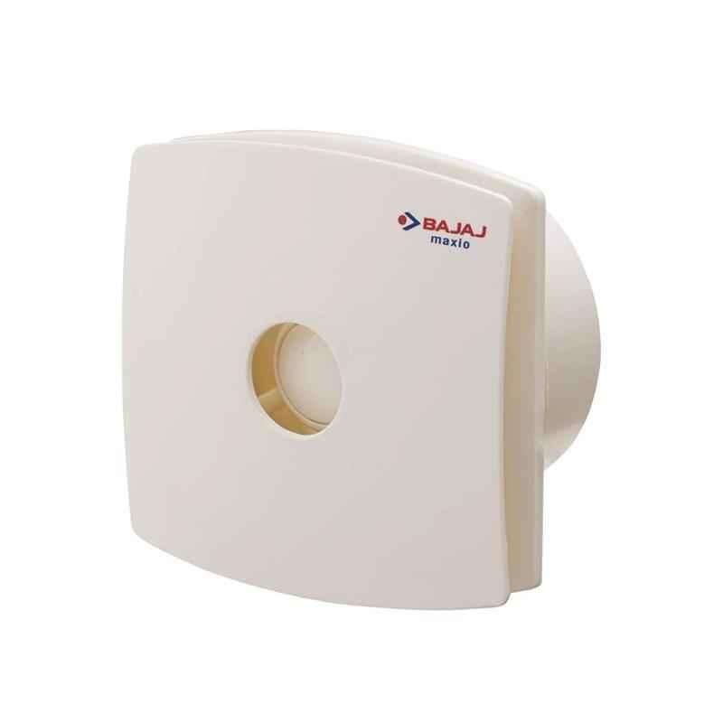 Bajaj Maxio 2000rpm Bianco Domestic Ventilation Fans, Sweep: 150 mm