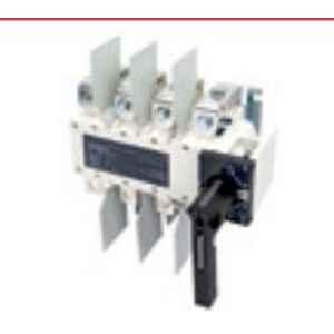 Socomec 630A 4Pole Kit Type 1 Open Execution Manual Transfer Switch Equipment, 41G14063A