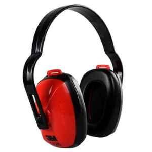 3M 1426 Red & Black Ear Muff (Pack of 3)