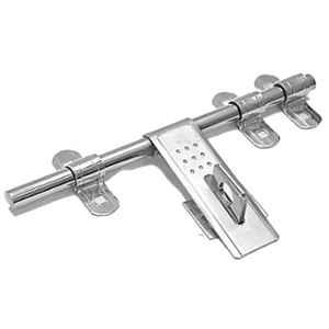 Smart Shophar 10 inch Stainless Steel Silver Butterfly Aldrop, SHA40AL-BUTF-SL10-P1