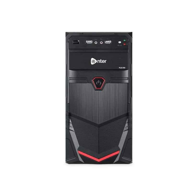 Electrobot Black Tower PC Assembled (H61 Board, Intel Core i3, 4GB DDR3 RAM, 1TB HDD)