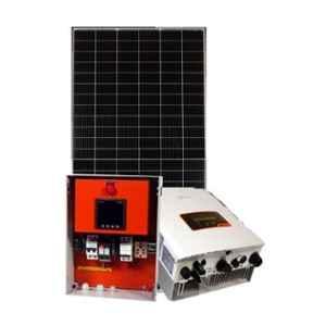 SunEdison 8kW PV Module, Grid Tied Inverter & ACDB/DCDB Panel Integrated Solar System Combo