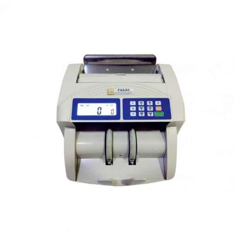 Paras 888 Pearl White Note Counting Machine