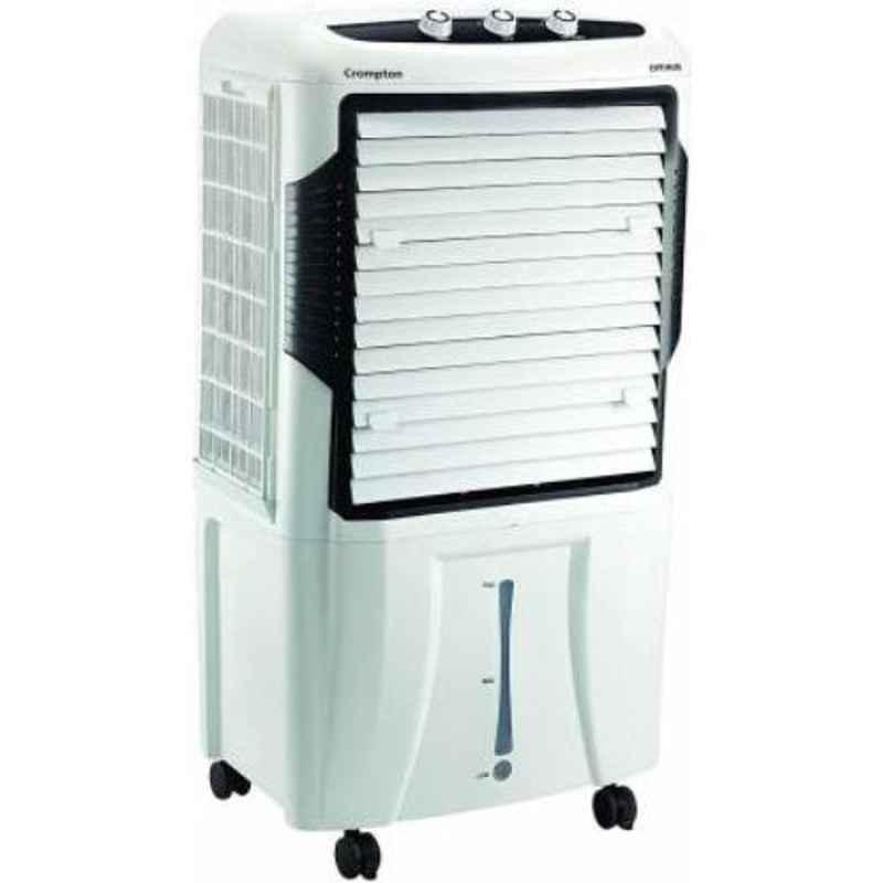 Crompton Optimus 200W 100L White Desert Air Cooler