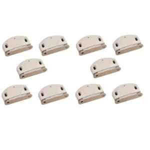 Nixnine Magnetic Door Stopper, NO-HR-2_10PS_A (Pack of 10)