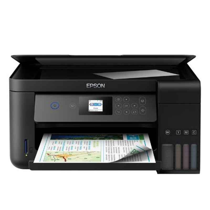 Epson EcoTank L4160 Multifunction Ink Tank Printer with Wi-Fi & Duplex