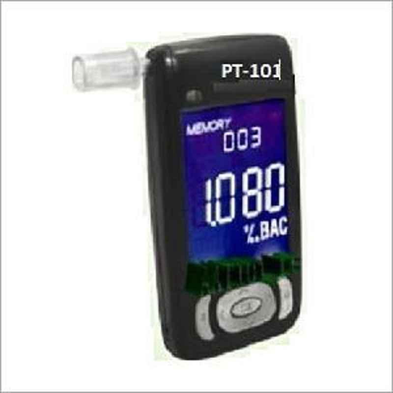 Mangal PT-101 Digital Alcohol Breath Analyzer Warm up Time 20 - Sec