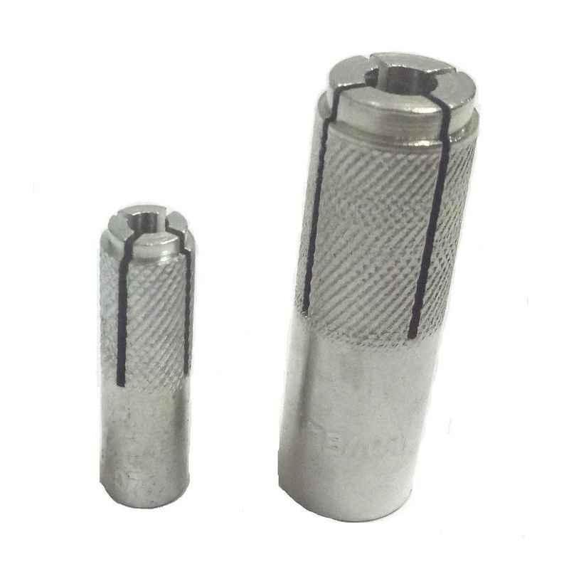 Lovely 8x35mm Bullet Thread Shield Fastener (Pack of 12)