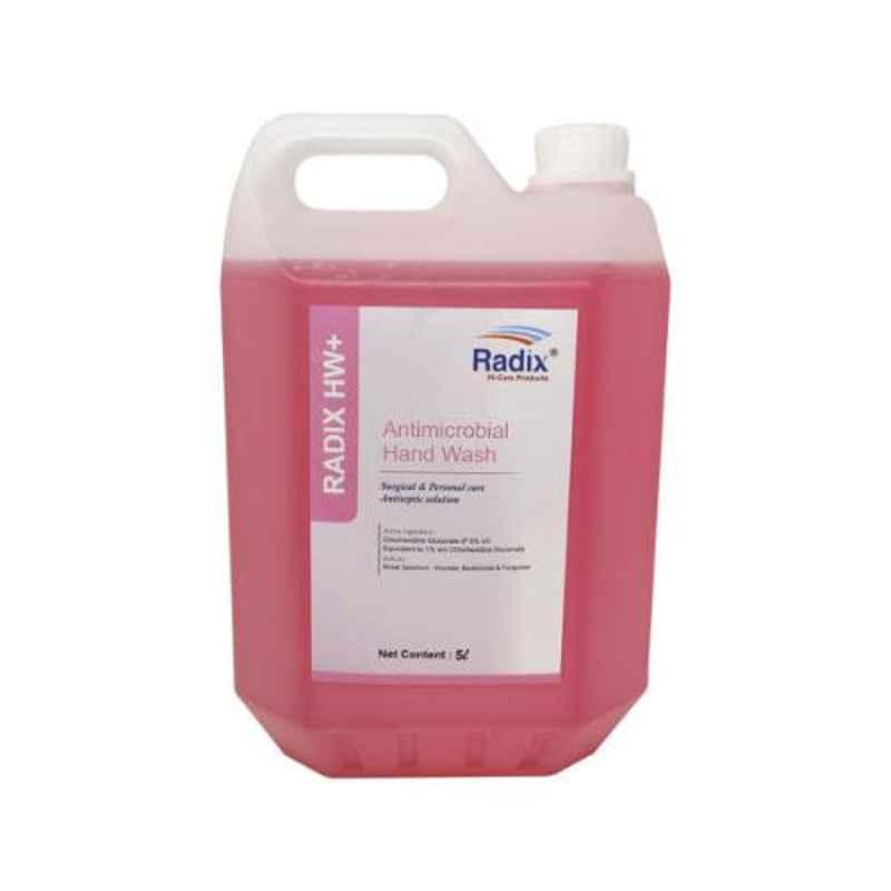 Radix HW Plus 5L Antimicrobial Hand Wash
