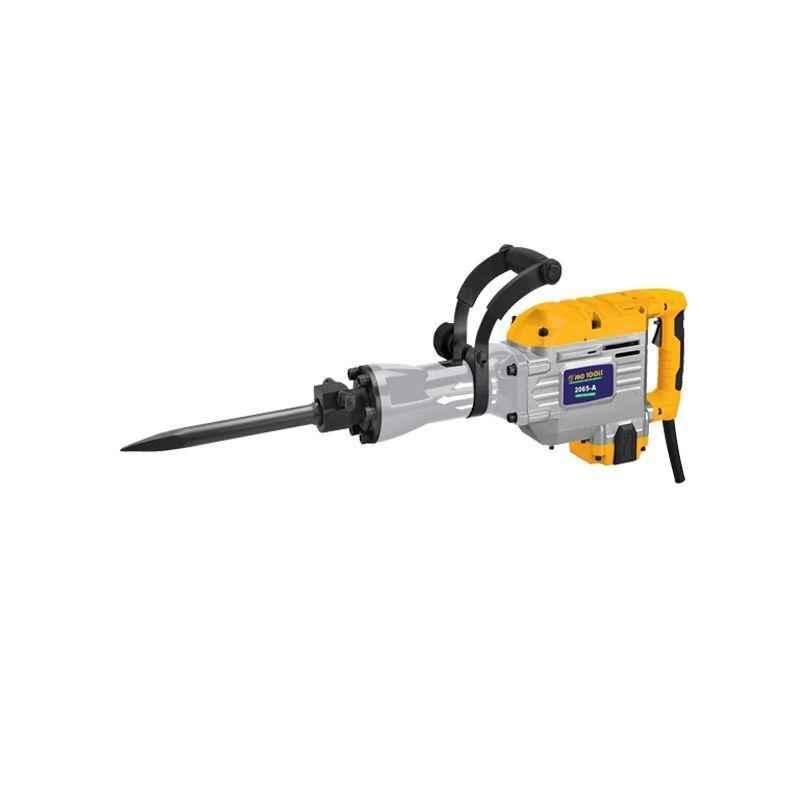 Pro Tools 50mm 1600W Heavy Duty Demolition Hammer Drill, 1026 A