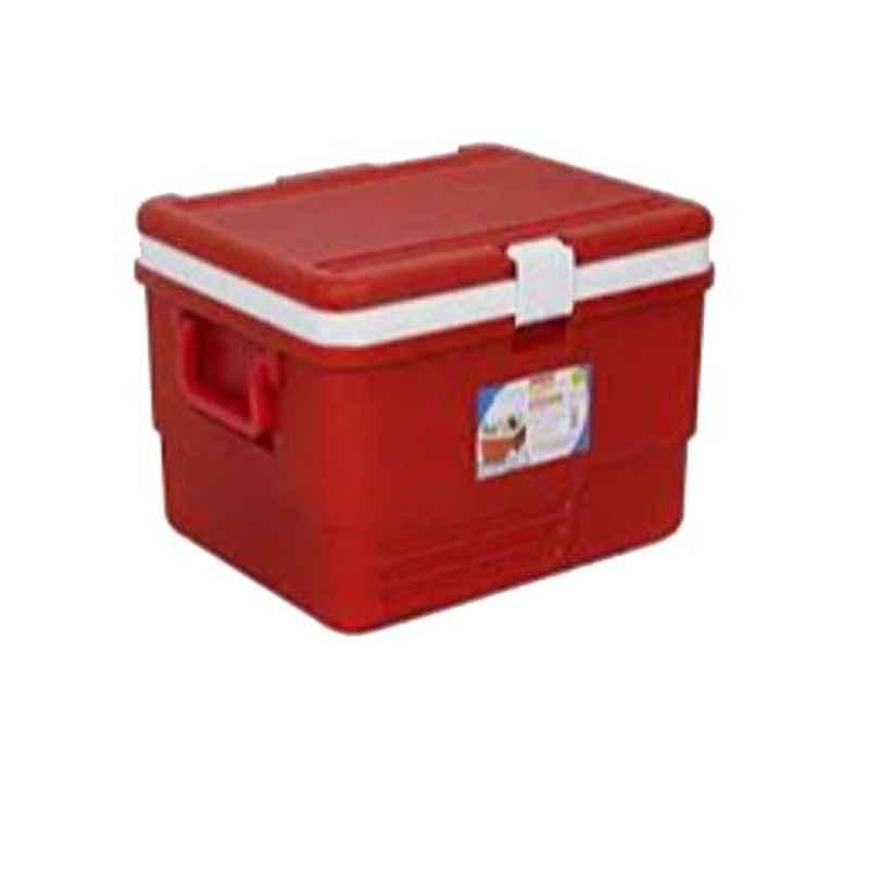 Aristo 38.5x37.5x30cm 25L Red Ice Box, ICE-BOX-25